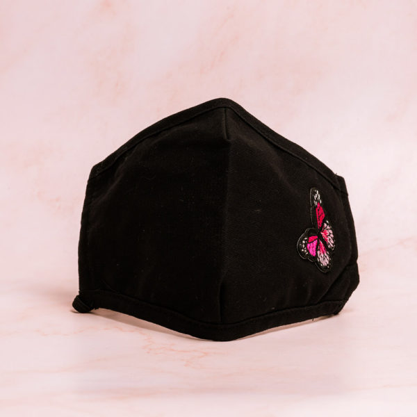 Butterfly Mask Pink
