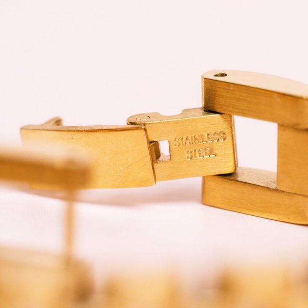 Jubilee Link Gold Bracelet Stainless Steel